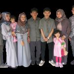 Eri & Yuniar dan Keluarga